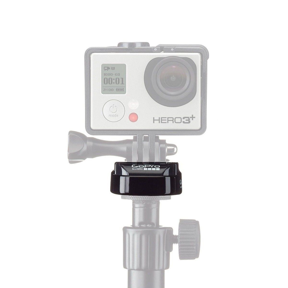 "GoPro Mikrofonständer-Befestigung »""Mic Stand Mount"" ABQRM-001«"