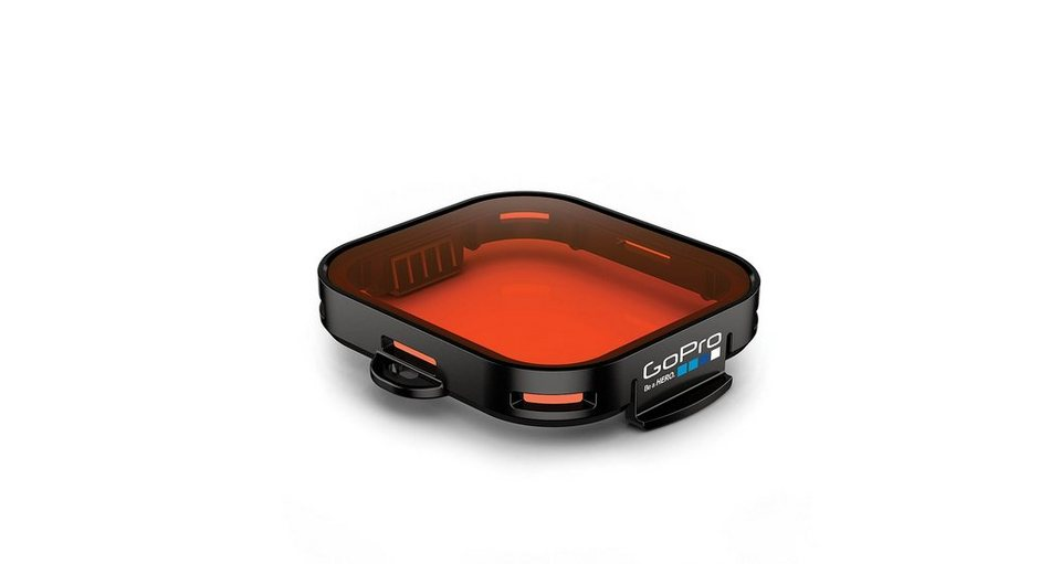 "GoPro Roter Tauchfilter für HERO »""Red Dive Filter for Dive Housing"" ADVFR-301« in schwarz"