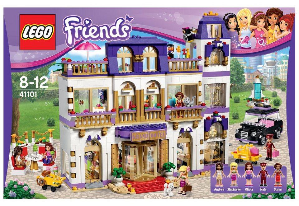 LEGO®, Großes Hotel, (41101), »LEGO® Friends«