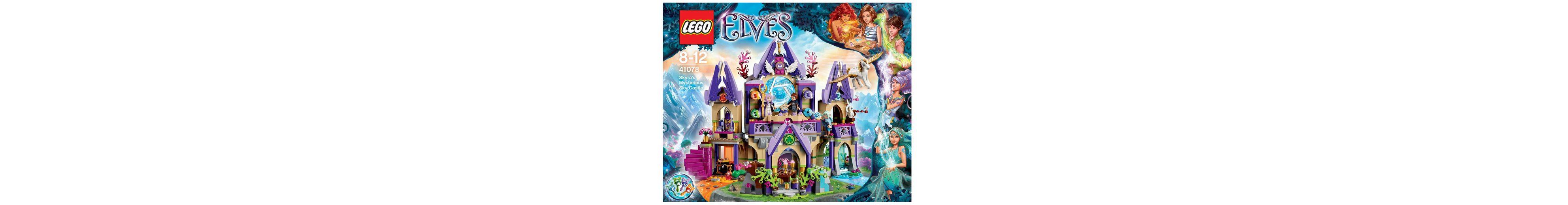 LEGO® Skyras geheimnisvolles Himmelsschloss (41078), »LEGO® Elves«