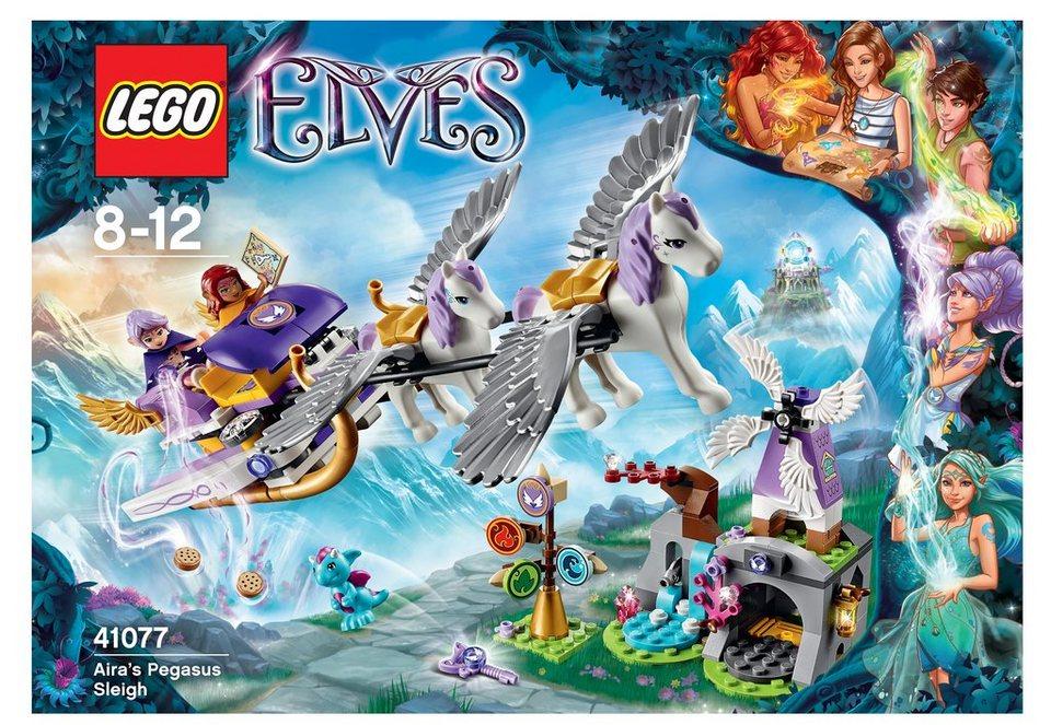 LEGO® Airas Pegasus-Schlitten, (41077), »LEGO Elves«