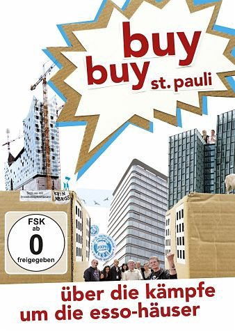 DVD »Buy buy St. Pauli«