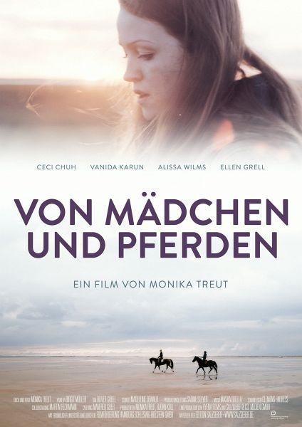 DVD »Von Mädchen und Pferden«