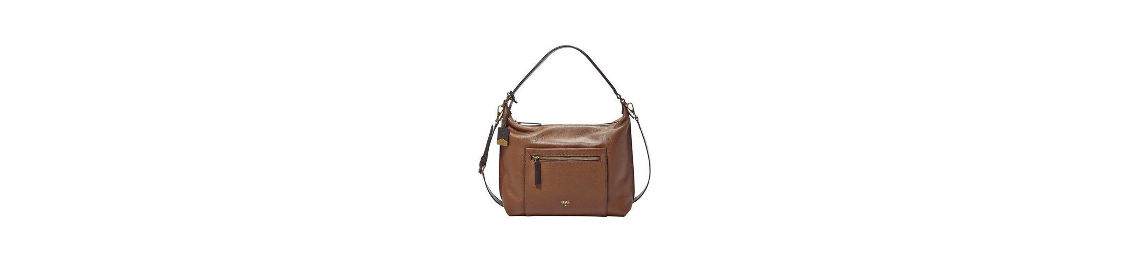Fossil Hobo Bag »VICKERY SHOULDER BAG« aus Leder