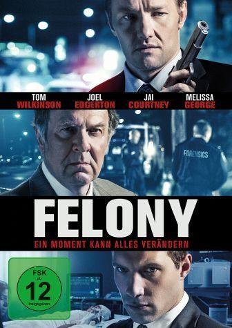 DVD »Felony - Ein Moment kann alles verändern«