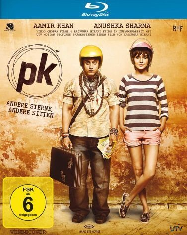 Blu-ray »PK - Andere Sterne, andere Sitten«
