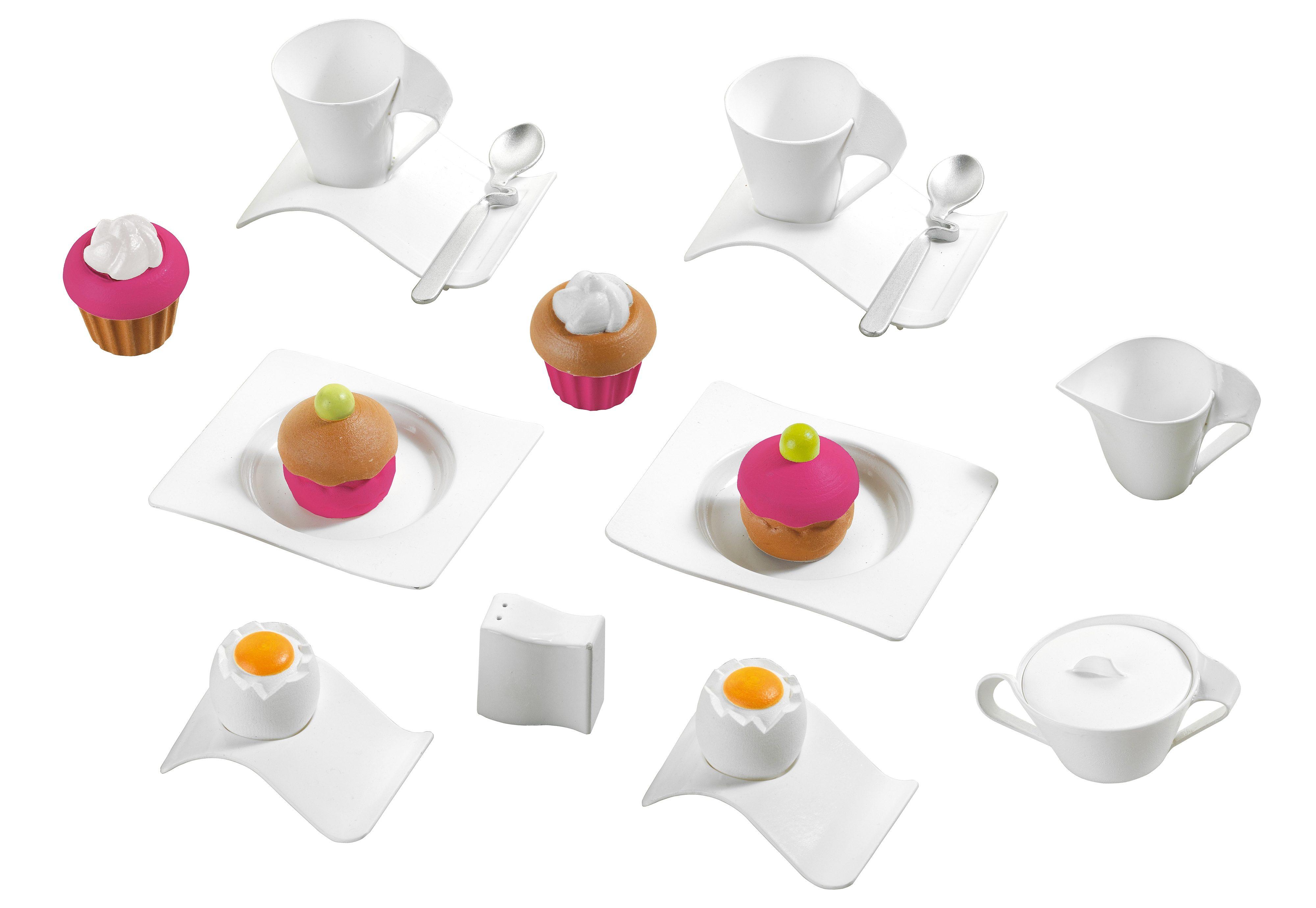 Klein Geschirr-Set für die Spielküche, »Villeroy & Boch New Wave - Frühstück-Set«
