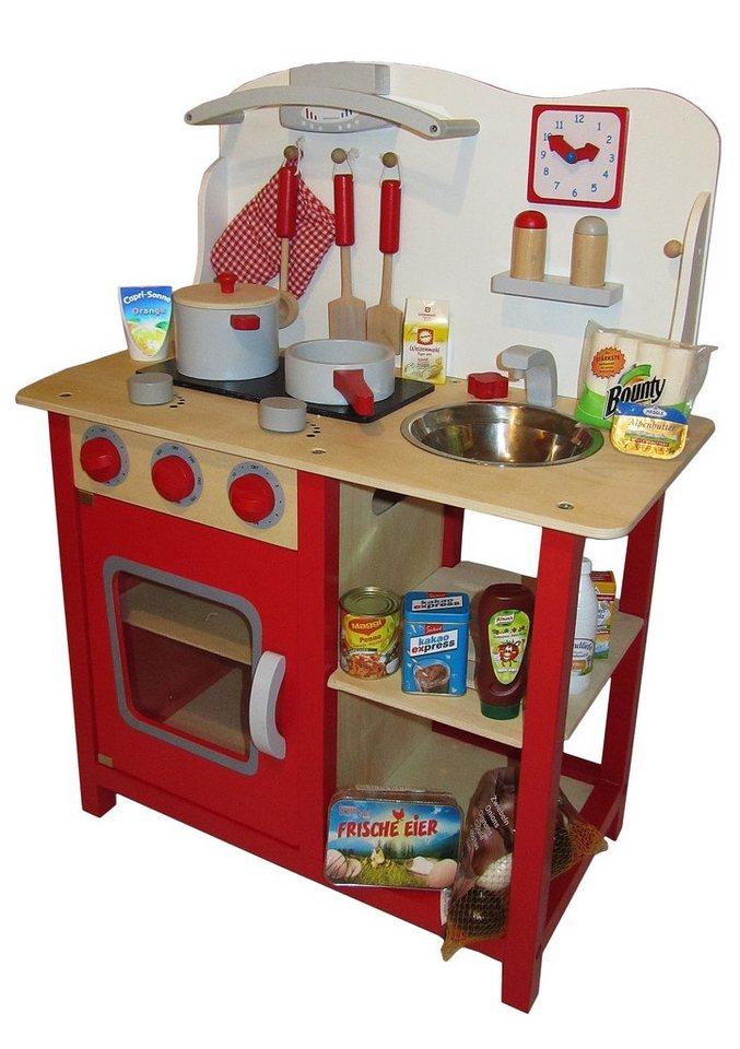 Tanner Spielküche Holz online kaufen | OTTO