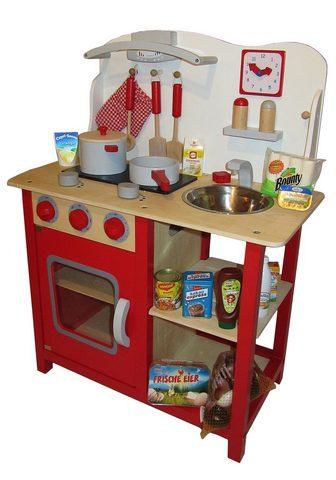 TANNER Žaislinė virtuvė mediena
