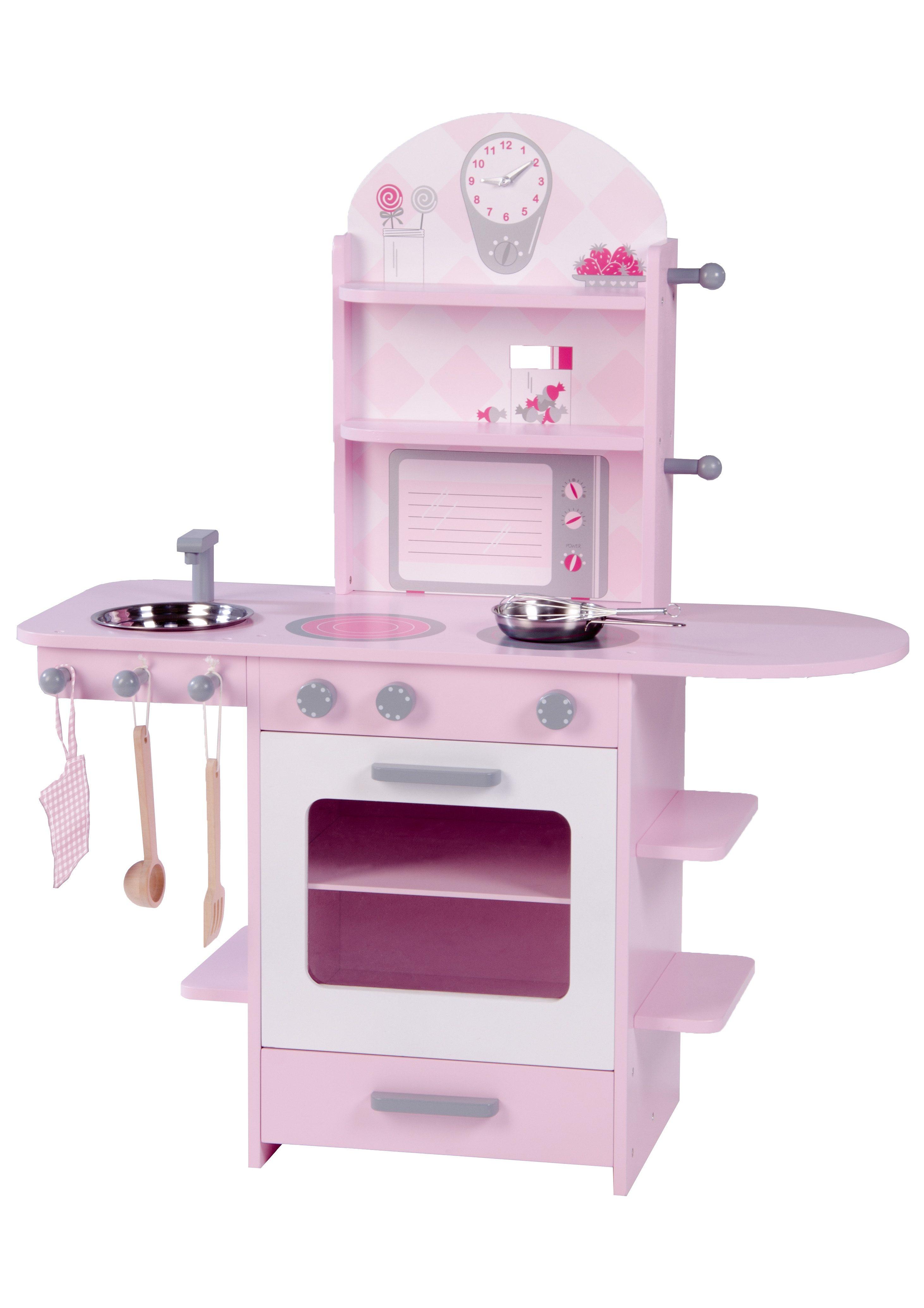 Roba, Spielküche für Kinder, »Kinderküche rosa«