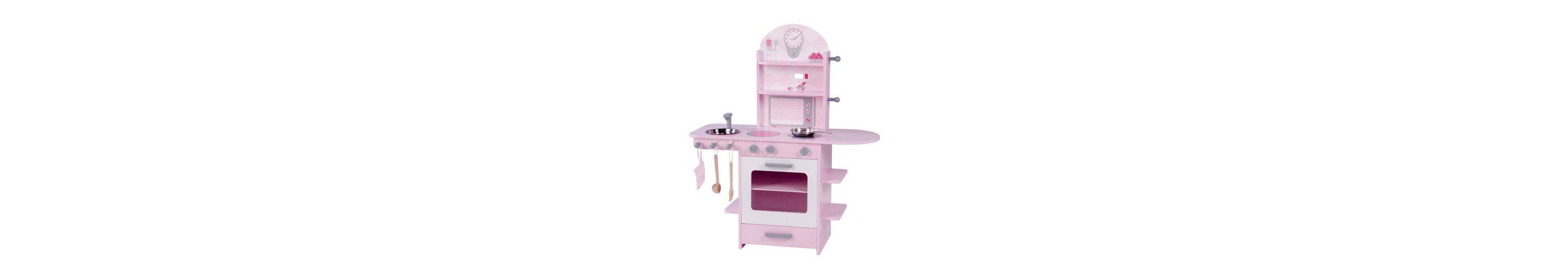 Roba Spielküche für Kinder, »Kinderküche rosa«