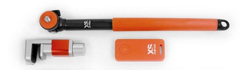 XSories Selfiestick »ME-SHOT DELUXE« in Orange-Schwarz
