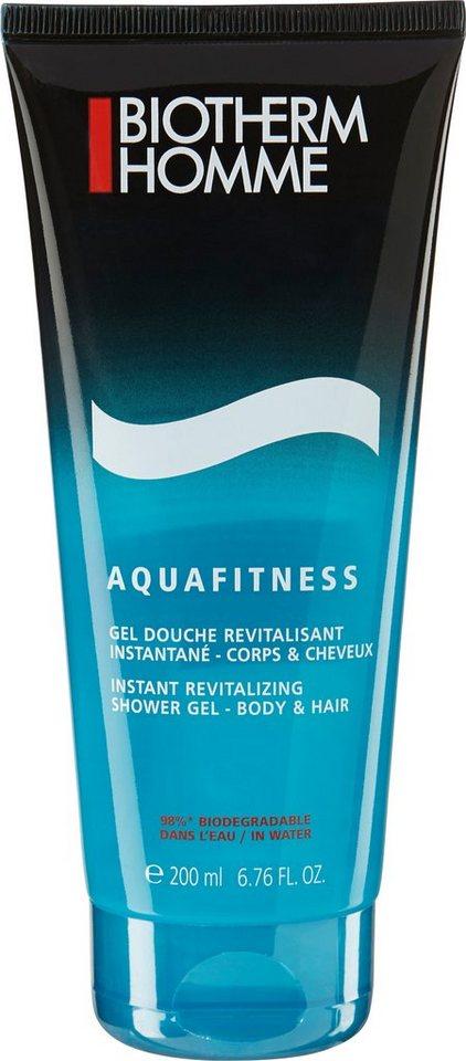 Biotherm, »Aquafitness Shower Gel«, Duschgel