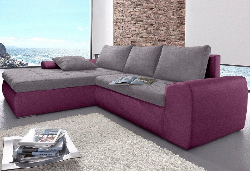 sit more polsterecke xl online kaufen otto. Black Bedroom Furniture Sets. Home Design Ideas