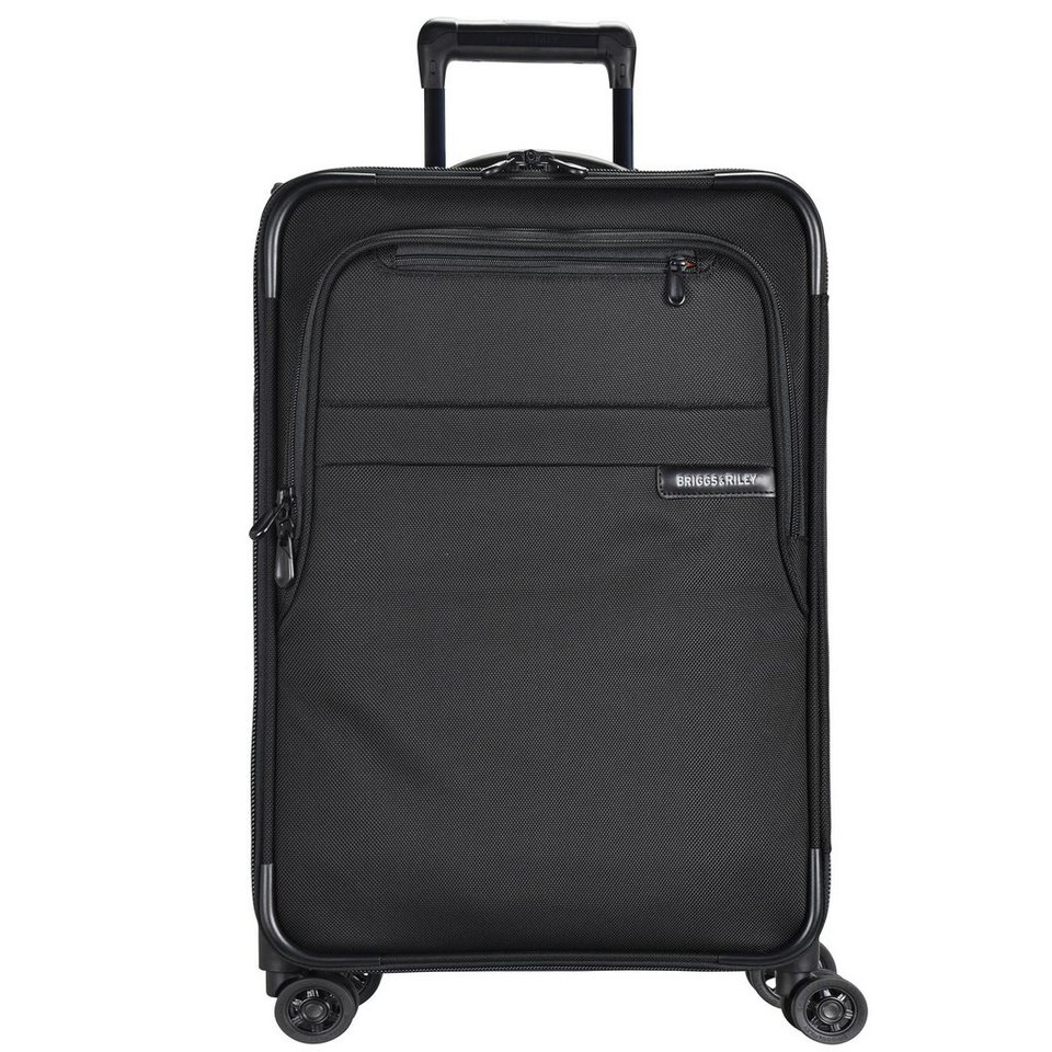 Briggs&Riley Baseline 4-Rollen Trolley 71 cm in black