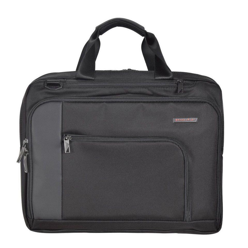 Briggs&Riley Verb Aktentasche 41 cm Laptopfach in black