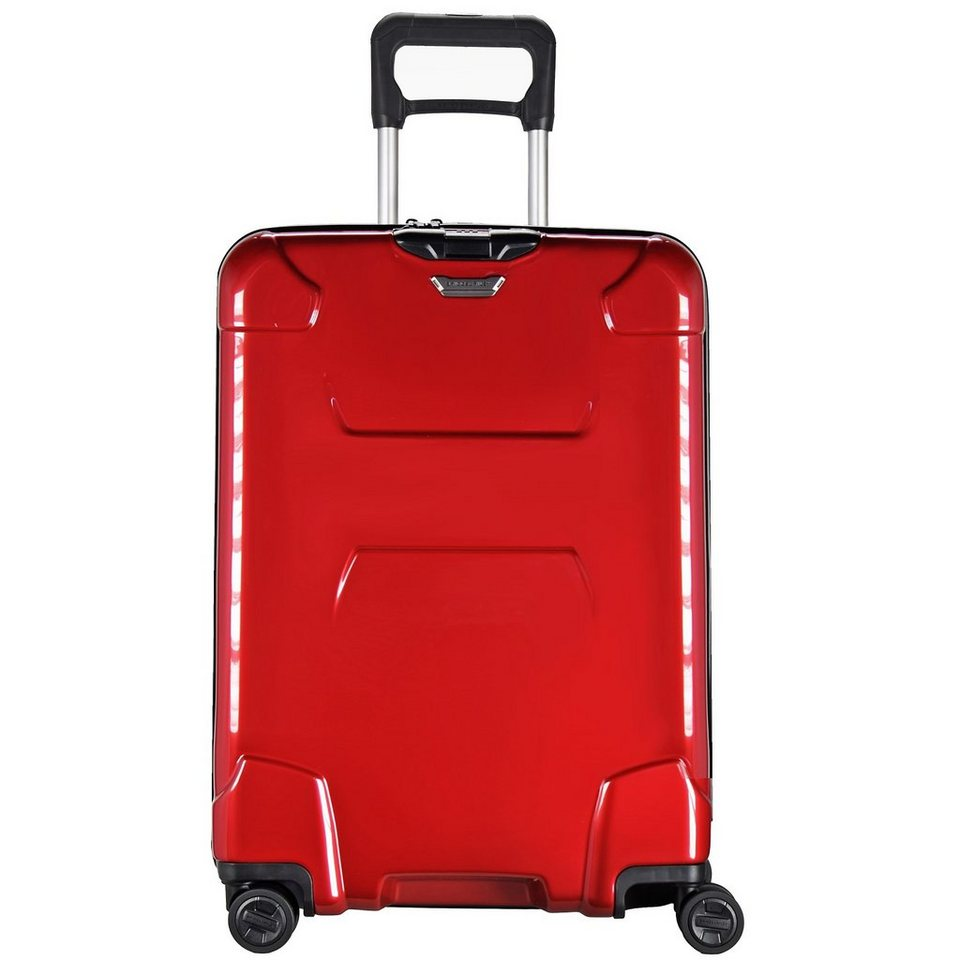 Briggs&Riley Torq 4-Rollen Trolley 68 cm in ruby