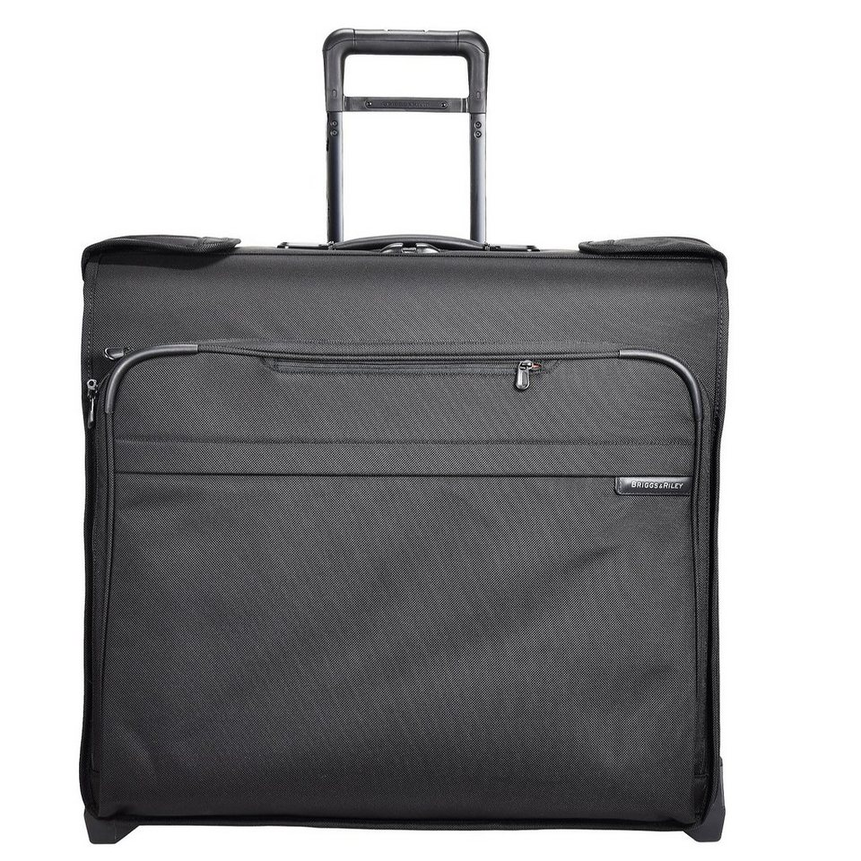 Briggs&Riley Baseline 2-Rollen Deluxe Kleidersack 61 cm in black