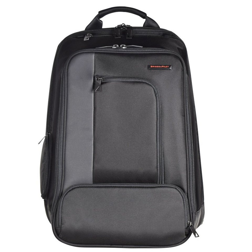 Briggs&Riley Verb Business Rucksack 47 cm Laptopfach in black