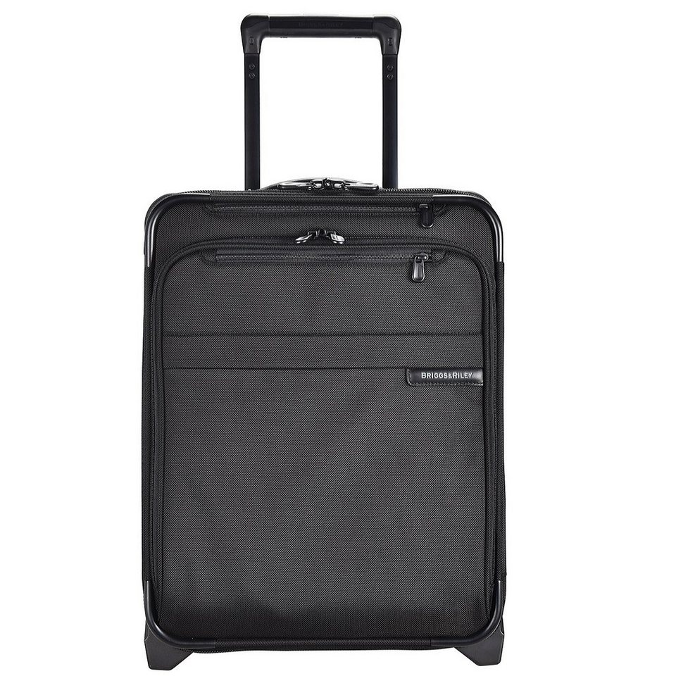Briggs&Riley Baseline 2-Rollen Kabinentrolley 48 cm in black