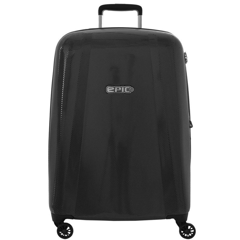 Epic GTO EX 4-Rollen Trolley 73 cm in black