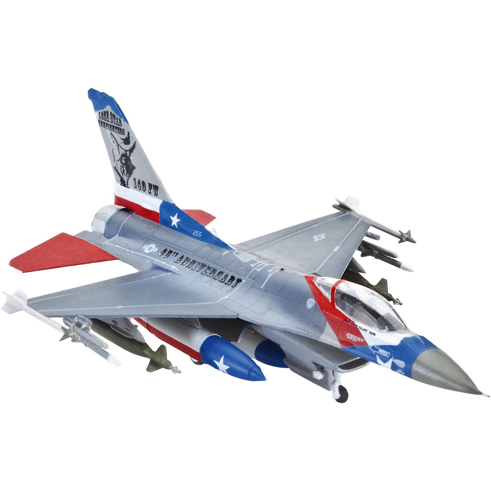 Revell Modellbausatz F-16C Fighting Falcon im Maßstab 1:144
