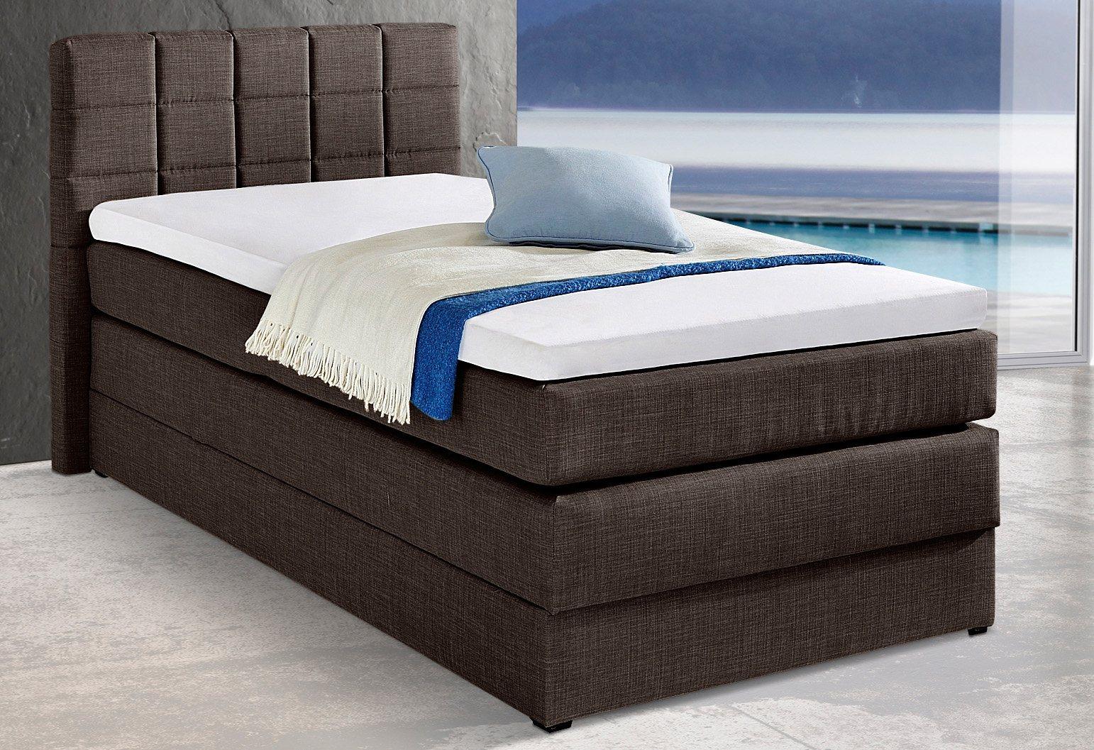 sand boxspringbetten online kaufen m bel suchmaschine. Black Bedroom Furniture Sets. Home Design Ideas