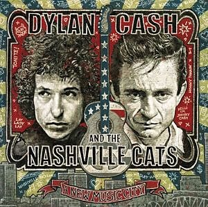 Audio CD »Diverse: Dylan,Cash,And The Nashville Cats: A...«