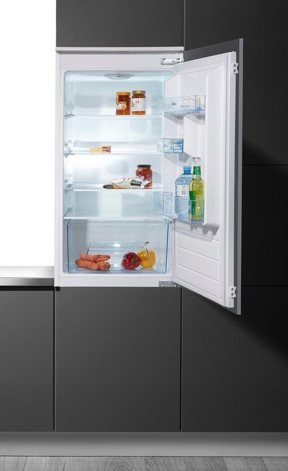 Amica integrierbarer einbau vollraum kuhlschrank evks for Integrierbarer kühlschrank