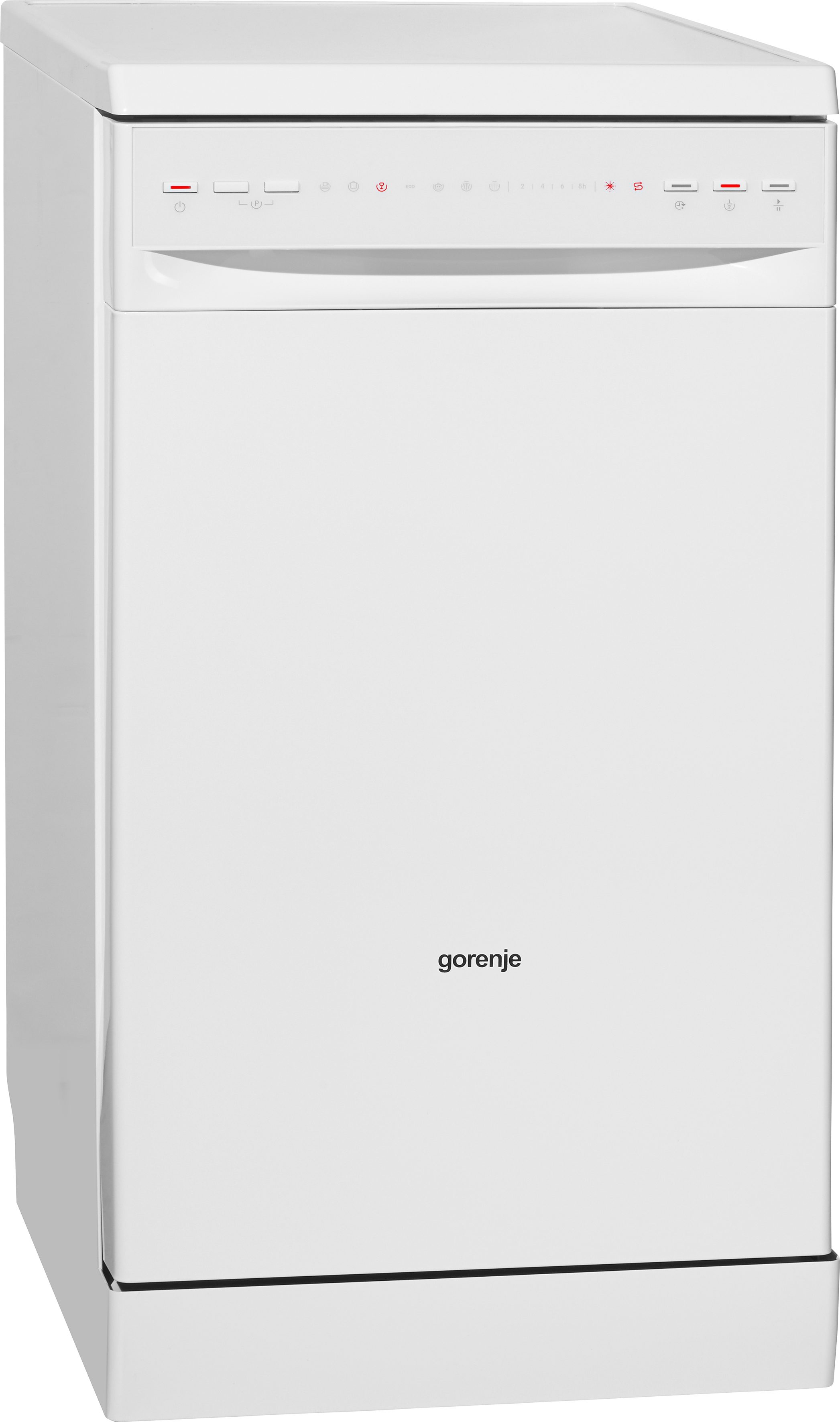 Gorenje Geschirrspüler GS 52214 W, A+