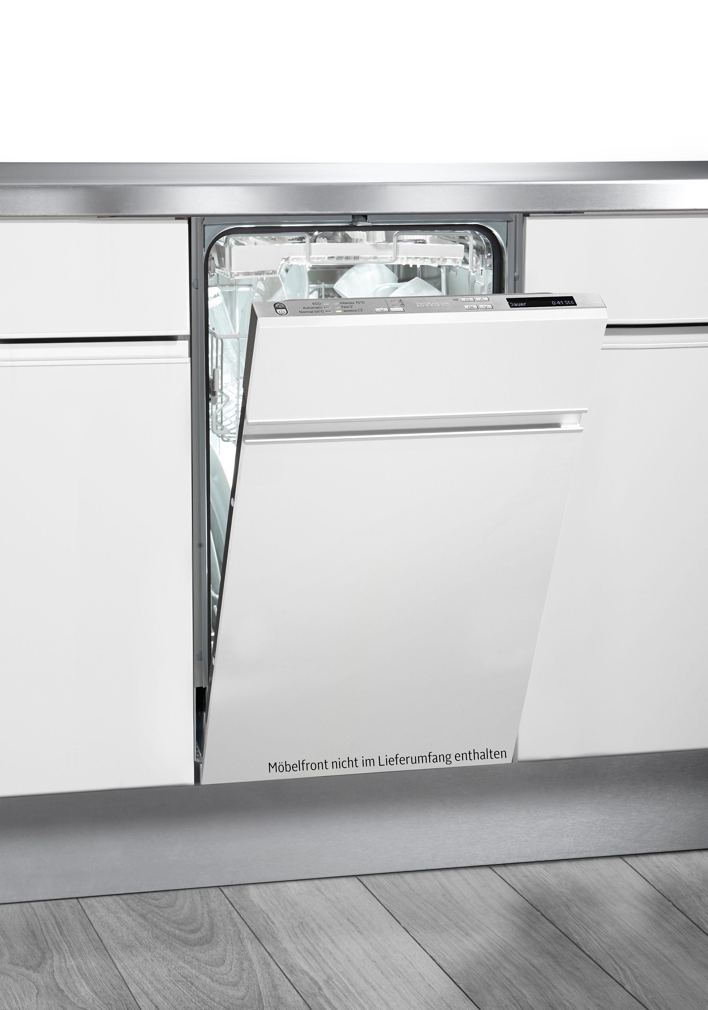 Miele vollintegrierbarer Einbau-Geschirrspüler G 4860 SCVi, A++, 6,5 Liter, 9 Maßgedecke