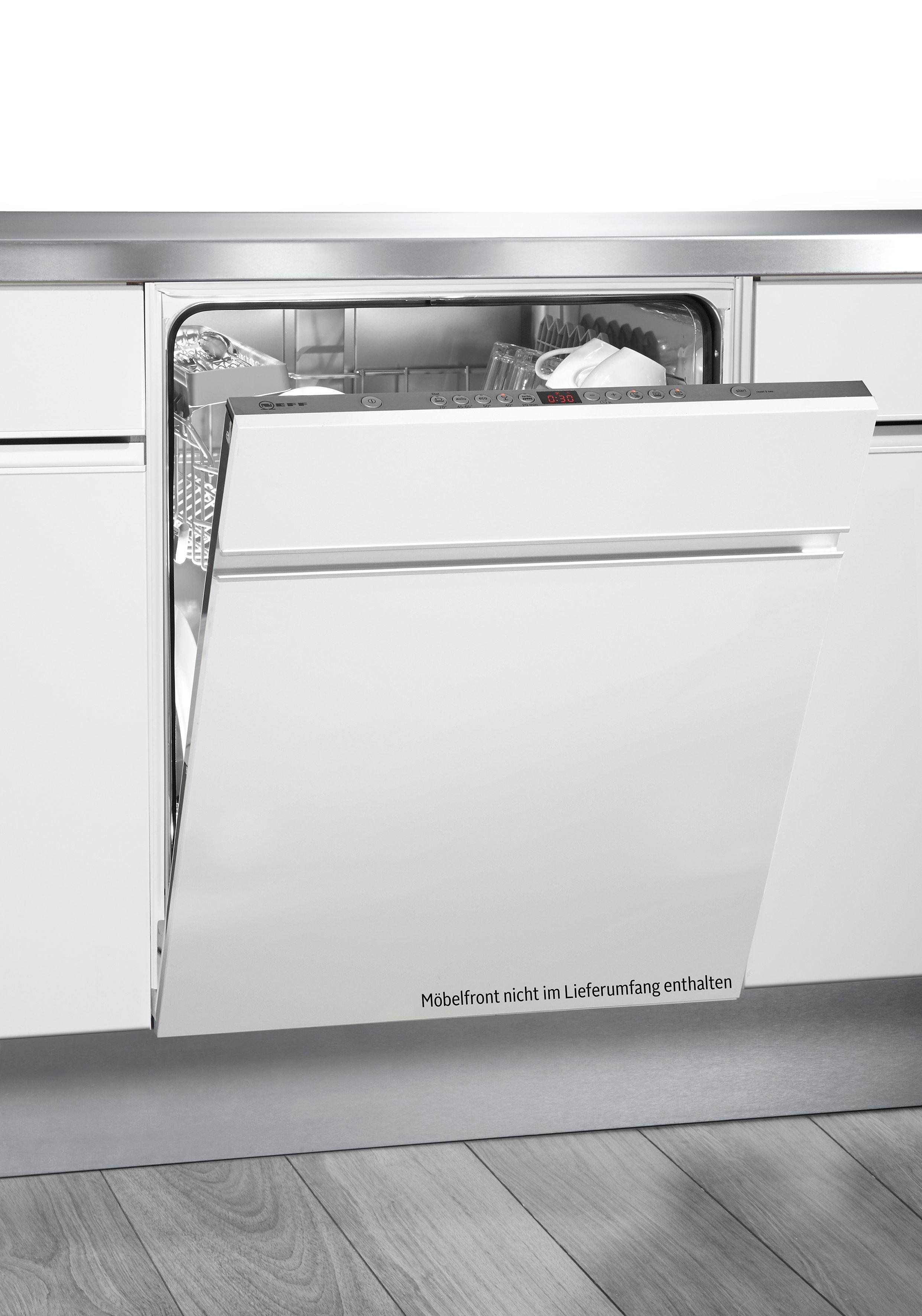 Neff vollintegrierbarer Einbaugeschirrspüler GX 52 / S52N52X2EU, A++, 6,5 Liter, 13 Maßgedecke