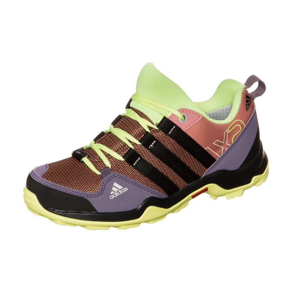 adidas Performance AX2 ClimaProof Outdoorschuh Kinder in pink / schwarz