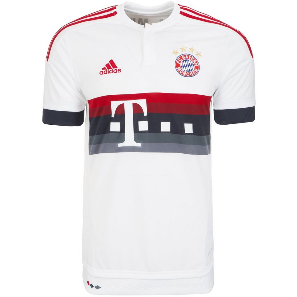 adidas performance fc bayern m nchen trikot away 2015 2016. Black Bedroom Furniture Sets. Home Design Ideas