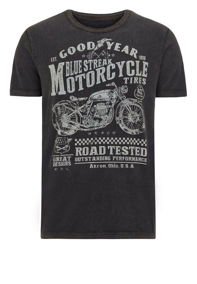 Goodyear T-Shirt in Black