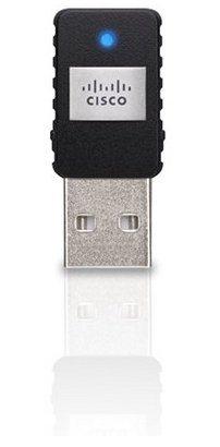 Linksys Access Point Zubehör »USB WLAN ADAPT. AC 580 DUAL BD«