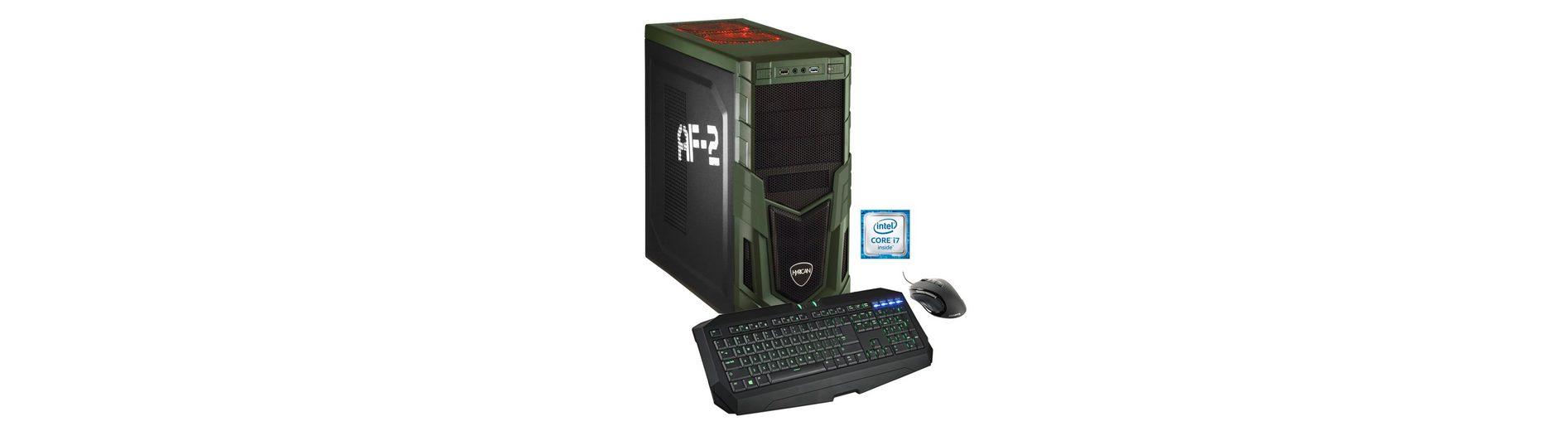 Hyrican Gaming PC Intel® i7-6700K, GeForce GTX 980Ti, Windows 10 »Military Gaming 4785 OC Edition«