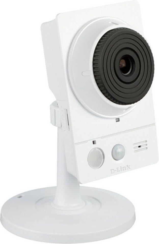 D-Link IP-Kamera »DCS-2136L Wireless Cloud Kamera« in Weiß