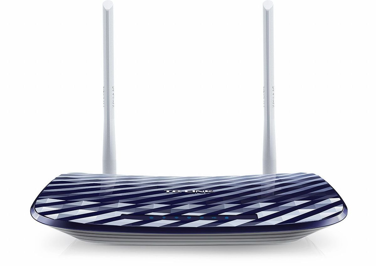 TP-Link Router »Archer C20 AC750 Dual Band Wireless Router«