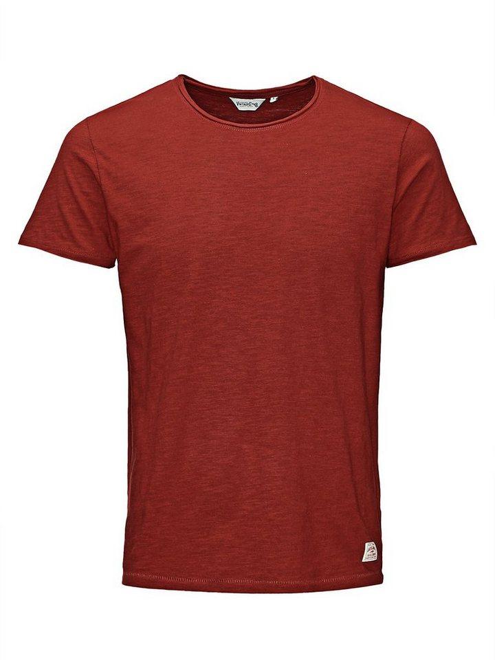 Jack & Jones Basic T-Shirt in Syrah