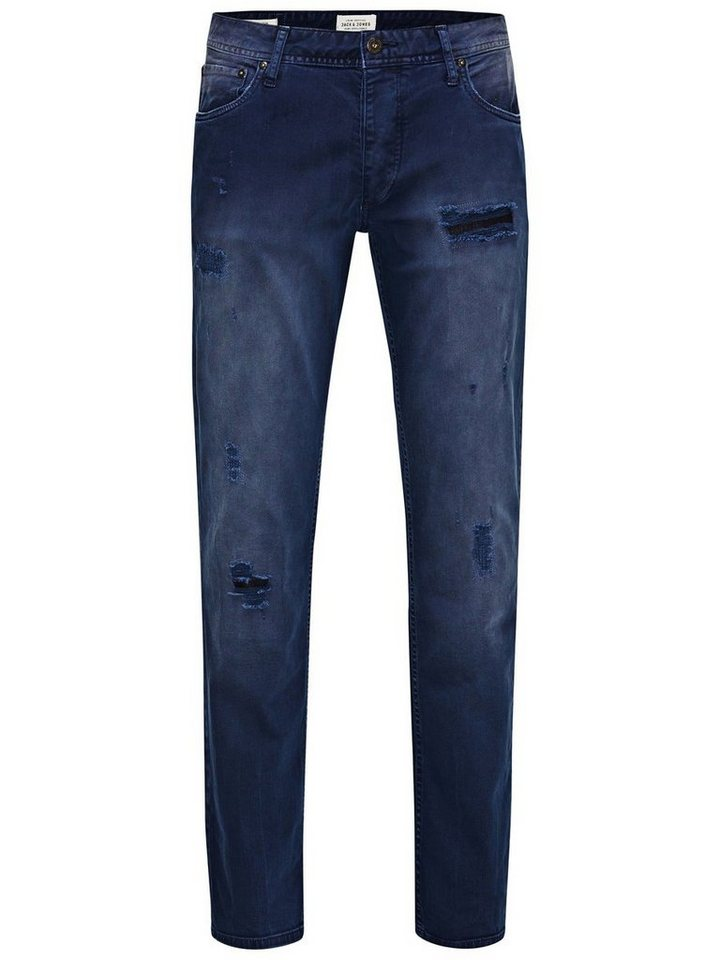 Jack & Jones Tim Original JOS 368 Hose in Mood Indigo