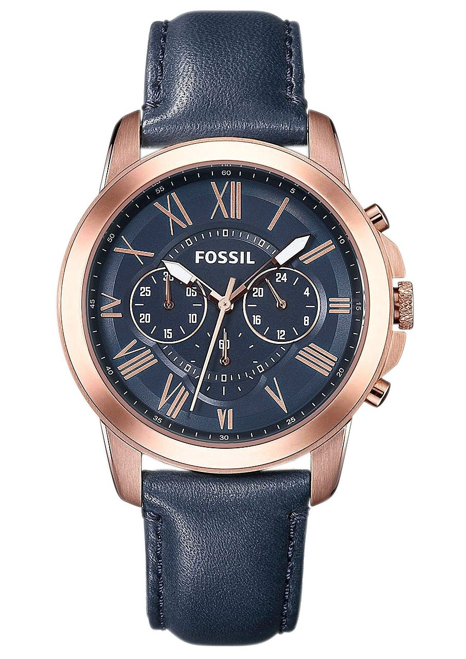 Fossil Chronograph »GRANT, FS4835«