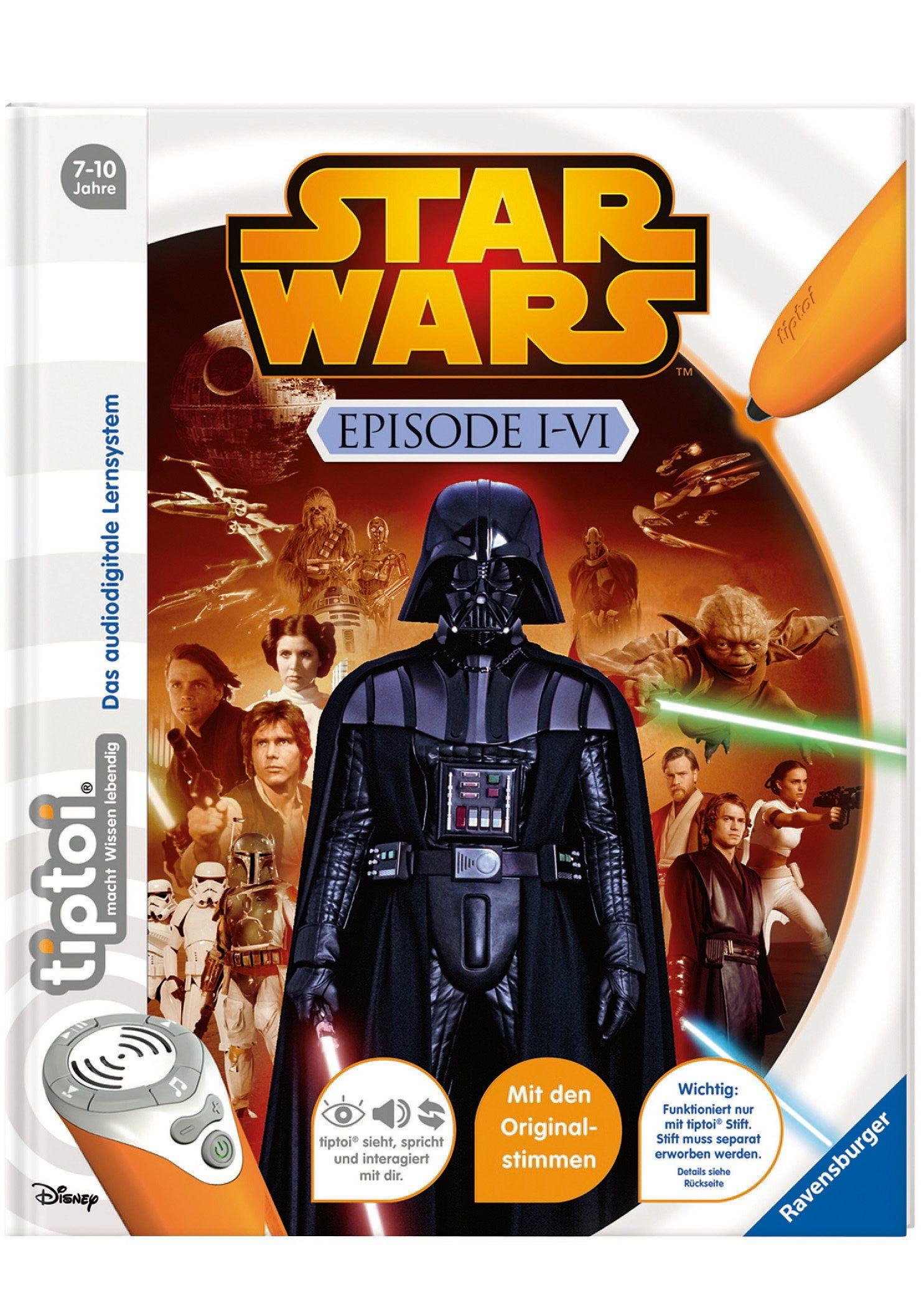 Ravensburger Buch, tiptoi® »Star Wars«