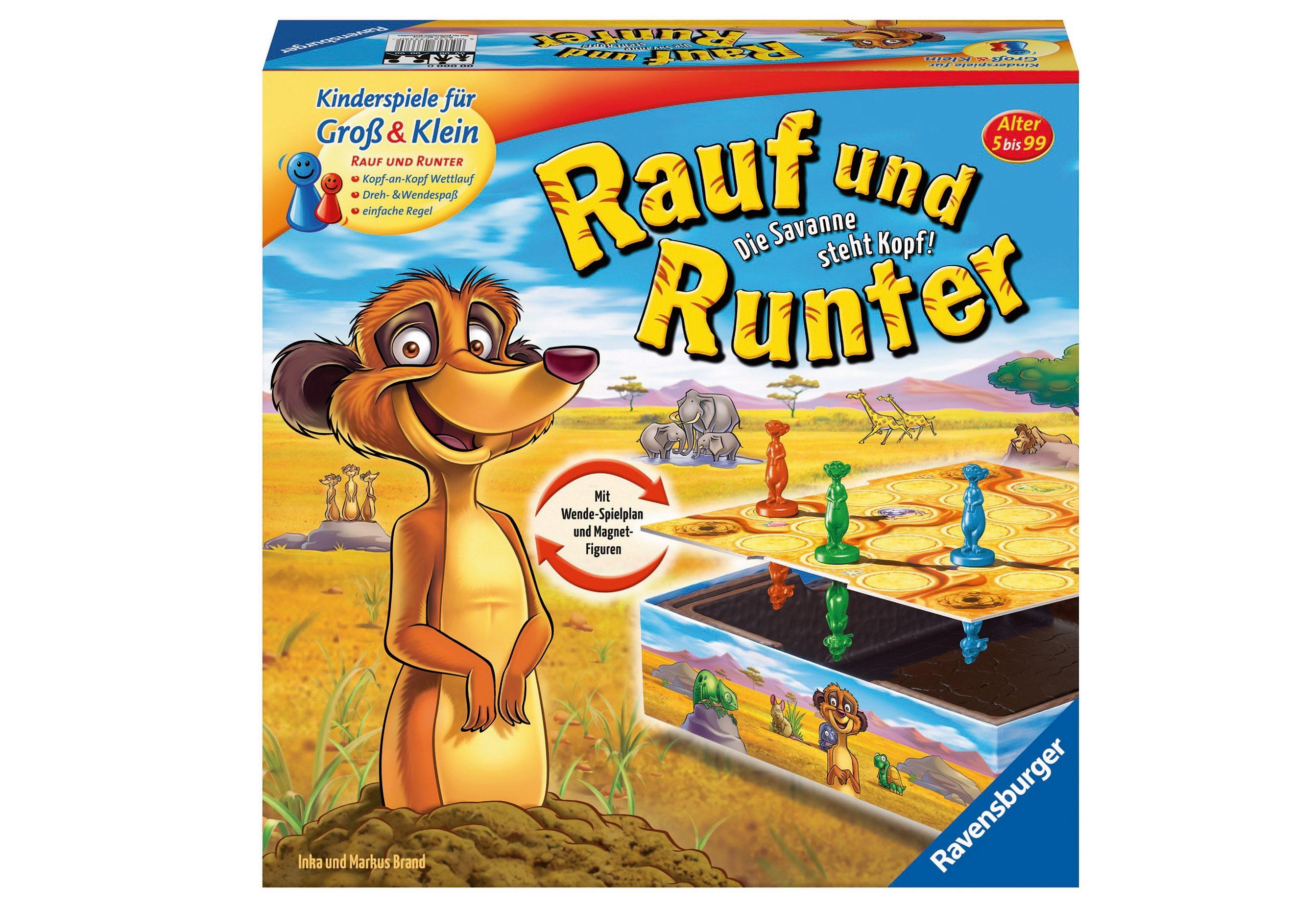 Ravensburger Gesellschaftsspiel, »Rauf und Runter«