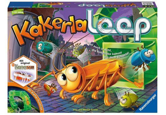 Ravensburger Spiel, »Kakerlaloop«, Made in Europe, FSC® - schützt Wald - weltweit
