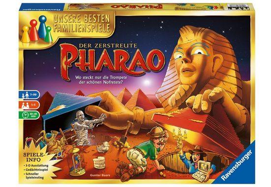 Ravensburger Spiel, »Der zerstreute Pharao«, Made in Europe