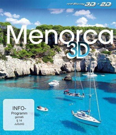 Blu-ray »Menorca 3D (Blu-ray 3D)«
