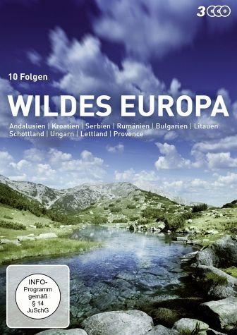 DVD »Wildes Europa (3 Discs)«