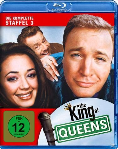 Blu-ray »King of Queens - Die komplette Staffel 3 (2...«