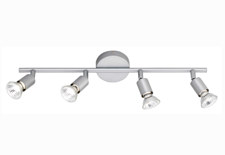 Halogen-Deckenlampe, 4-flg., Trio